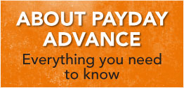 About Payday Advance